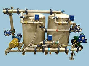 Diamond Water Filtration Solutions System