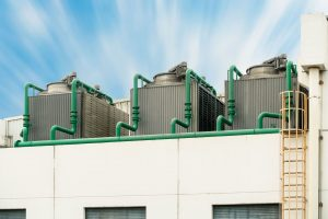 cooling towers and HVAC systems cleaning