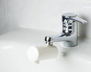 mitigate the risk of Legionella and other harmful bacteria