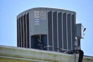 HVAC system and water treatment