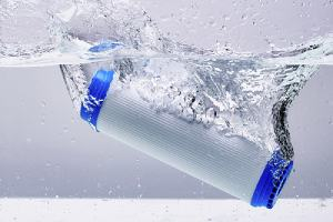 A cartridge water filtration solution