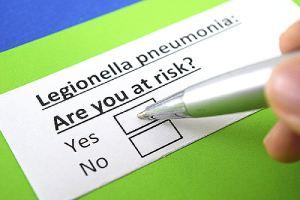 Legionella bacteria data sampling concept