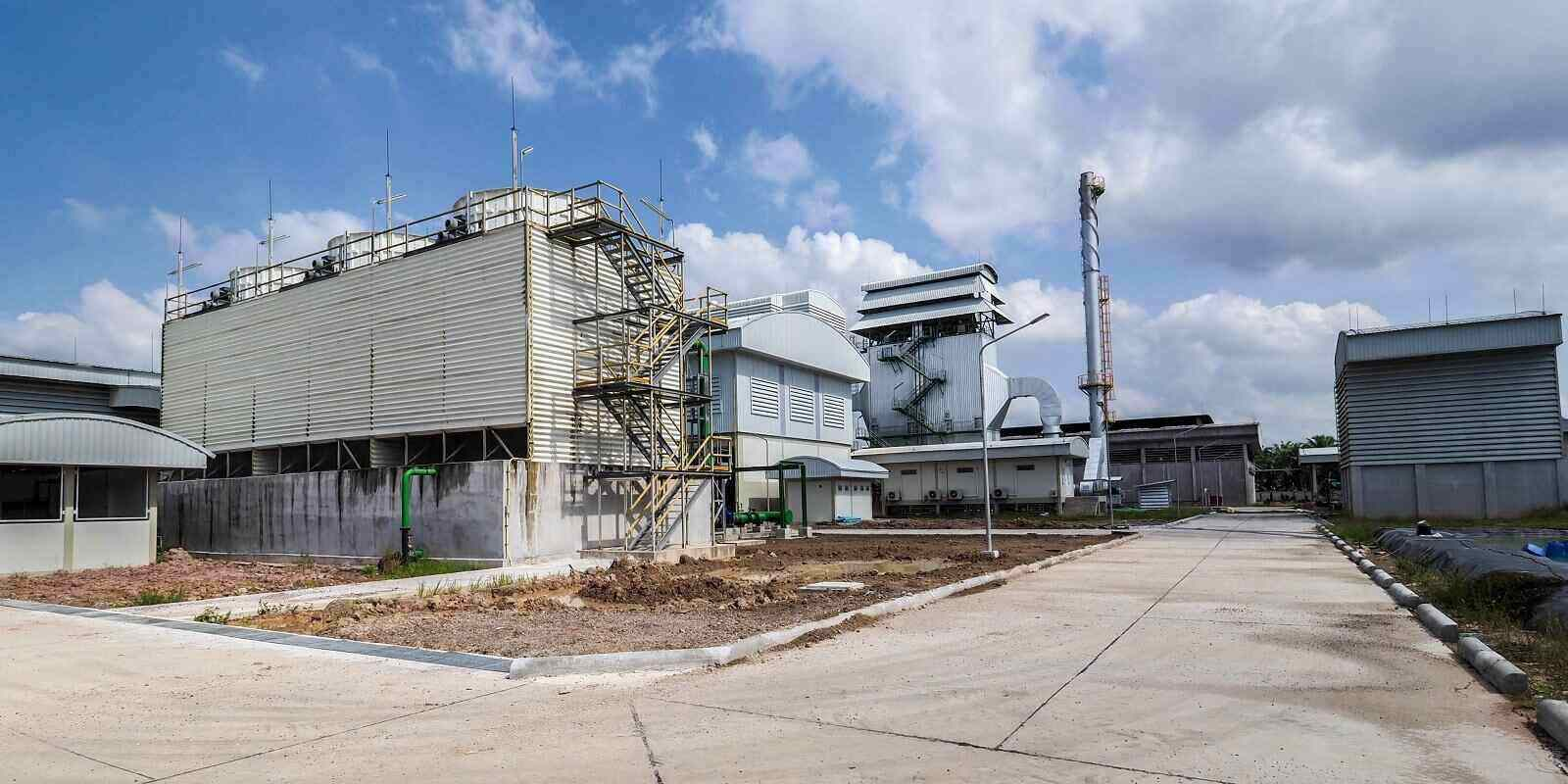 cooling tower water treatment for supply cooling water to mature equipment